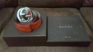 Ikat pinggang Gucci