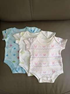 Baby Rompers (up to 3 months)