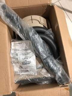 New Vacuum cleaner (Hitachi Cyclone bagless)