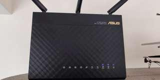 Asus router RT-AC68U, AC1900 Dual Band with Mesh function