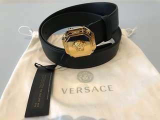 Authentic VERSACE Men's Belt For SALE