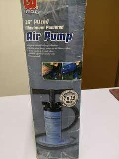 Air Pump 16in ~ for Air Bed