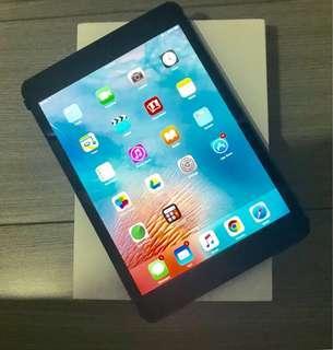 🚚 Ipad Mini 32gb WIFI Cellular Black