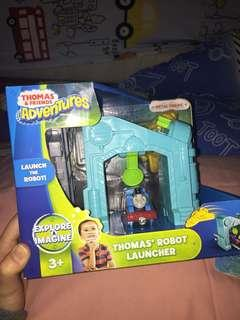 Thomas Robot Launcher