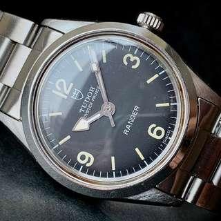 Tudor Ranger 9050 自動錶 Rolex 錶的/錶蓋