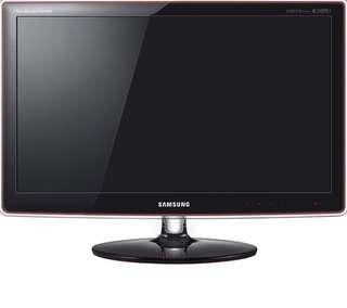 """Samsung 24"""" SyncMaster - MINT condition"""