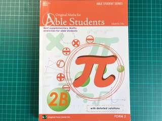 Original Maths for Able Students 數學練習