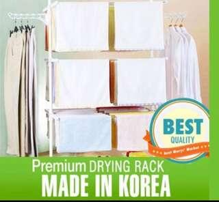 🚚 Clothes Drying Rack foldable