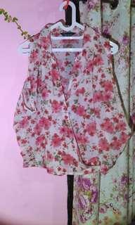 Baju Bunga bunga