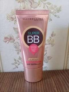 Cuci gudang, Maybelline bb cream (New).
