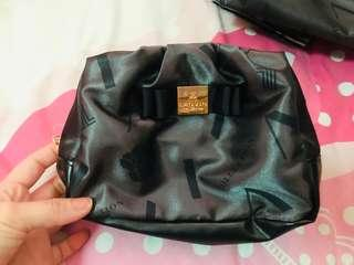 Authentic Lanvin Cosmetic Pouch
