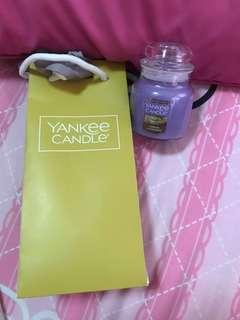 Authentic Yankee Candle Lemon Lavender