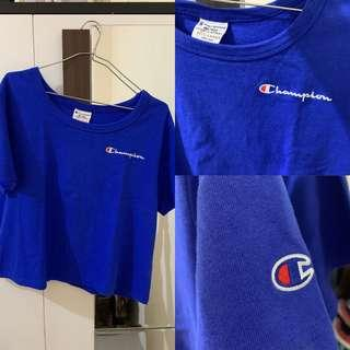 Champion Crop Tee 100% ORIGINAL