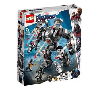 LEGO 76124 - War Machine Buster