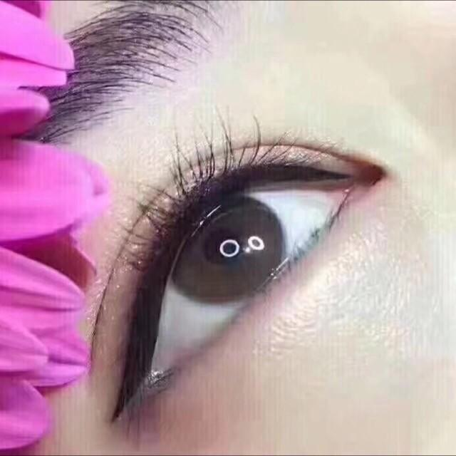 $128 eyeliner Embroidery promotion