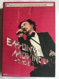 陳奕迅 演唱會DVD Moving ON stage 1