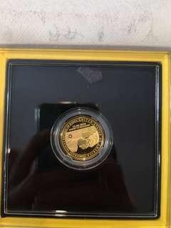 🚚 Trump Kim summit gold silver nickel coins fullset