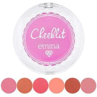 Emina Cheeklit Pressed Blush ORIGINAL