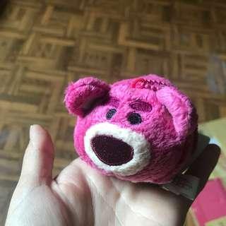 日本 tsumtsum 熊抱哥