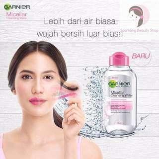Garnier Micellar Cleansing Water Pink 125 ML
