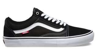 🚚 Vans Old Skool Black
