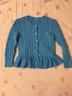 Ralph Lauren線衫外套