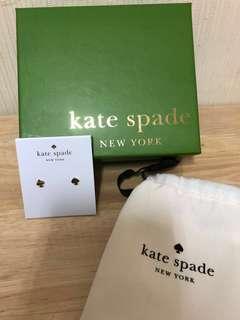 Kate spade耳環