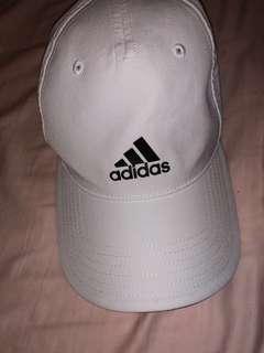 Adidas Cap original white and purple
