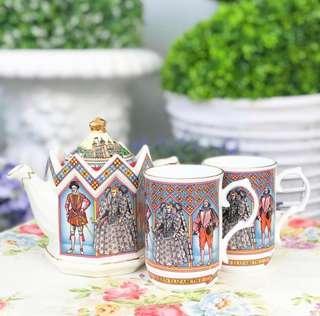 Victorian english Sadler mug teacup only, no trapot