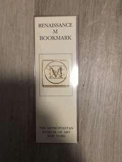 The Metropolitan Museum Of Art Renaissance M Bookmark