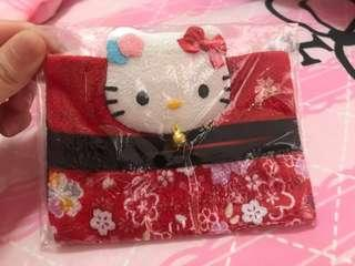 🚚 Authentic Hello Kitty Tissue Pouch