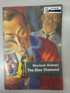 Sherlock Holmes(THE BLUE DIAMOND)