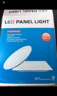 🚚 Down lights panel lights