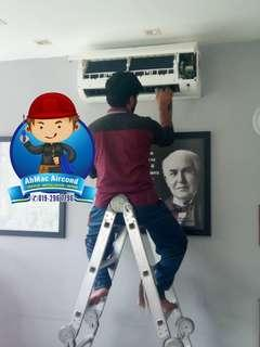 Aircond Service • Repairing • Installation