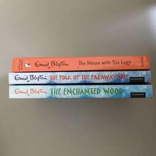 Enid Blyton Books #EndgameYourExcess