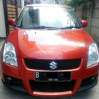 Suzuki Swift GX CBU AT 2007 -  Perfect Edition - Pjk 1Thn Full