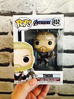🚚 Funko Pop! - Thor (Avengers, End Game) #452
