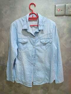 Jeans Top Jacket