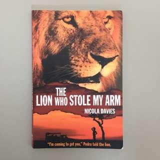 The Lion Who Stole My Arm #EndgameYourExcess