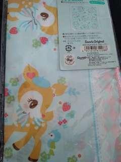 Sanrio hummingmint餐巾 便當巾 包飯盒 餐巾