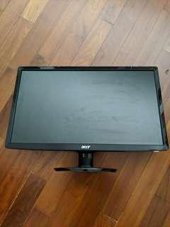 🚚 Acer 23 inch Widescreen LED LCD Monitor