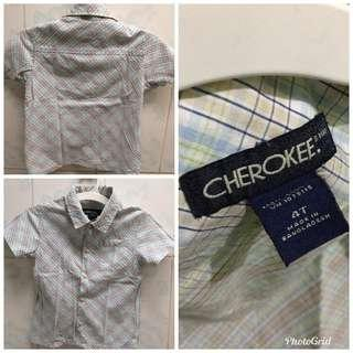Preloved Cherokee polo