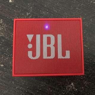 [used] Speaker JBL GO