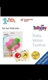 🚚 Tollyjoy rattle teether x 3