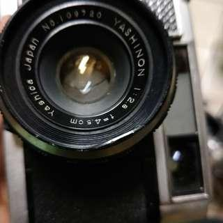 底片 單眼相機 minolta lomo f2.8