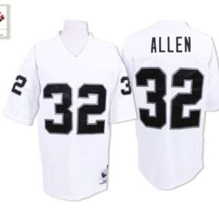 Mitchell & Ness Oakland Raiders  Allen Replica Jersey