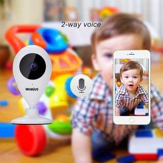Night Vision !! IP Camera with Motion Detection