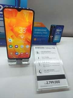 Samsung Galaxy M20,bisa kredit tanpa bunga