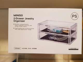 🚚 BNIB jewelry organizer