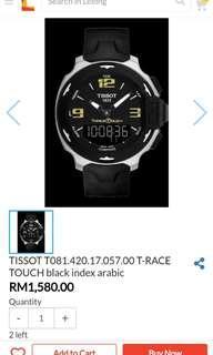 Tissot T race orginal Men